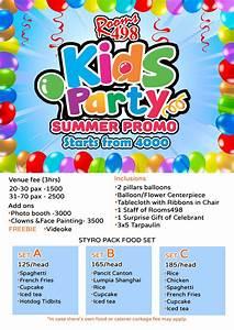 Kids Children Birthday Party Venue - Rooms498