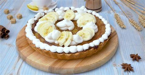 Banānu un iebiezinātā piena kūka - ĒdamKopā.lv