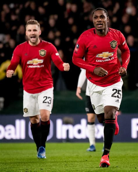 Match pictures from Derby County v Man United in the FA ...