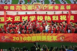 Guangzhou Evergrande claims 6th straight CSL title[1 ...