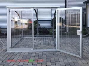 Pensilina  Tettoia  Condominio Bicipark Home Con Porte Ad Ante  Mod  Home Con Porte Ad Anta
