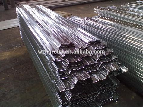 Metal Decking Sheet / Gi Steel Deck / Metal Stud For Gi