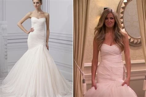 Brooklyn Decker's Wedding Gown On 'friends With Better