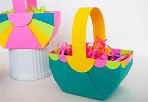 Easter Basket Crafts - PhpEarth