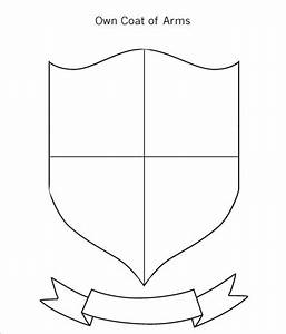 Coat Of Arms Template | madinbelgrade