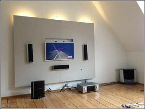 Indirekte Beleuchtung Wand Led afdecker