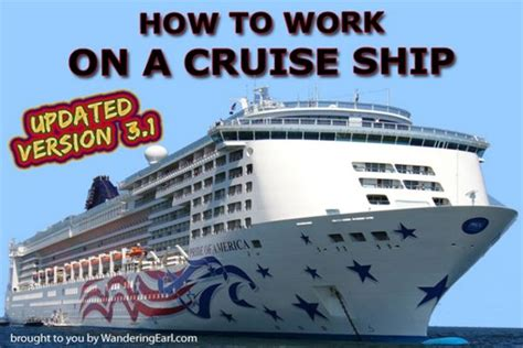 Work On Cruise Ships With No Experience | Fitbudha.com