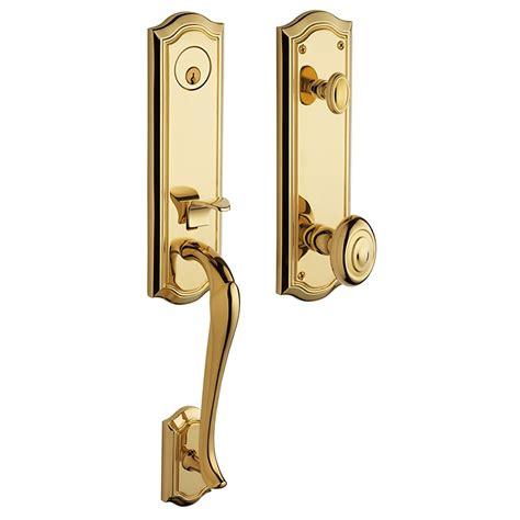 baldwin door locks baldwin estate 85337 bethpage 3 4 handleset low price