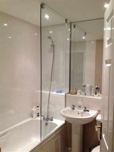 glass  showers bathrooms norfolk glass glazing