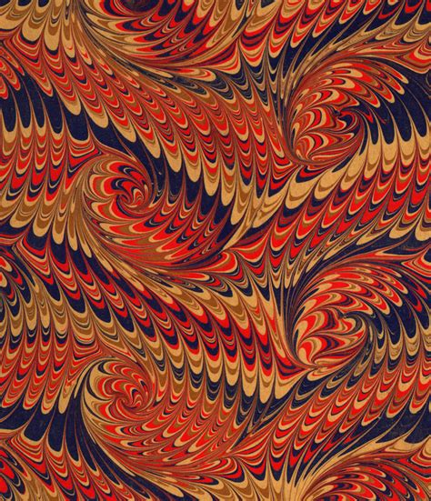 paper marbling spreads  imaginations wings