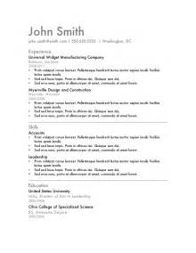 best things on a resume great resume format best resume exle