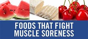 Food For Sore Muscles  Muscle Recovery Food