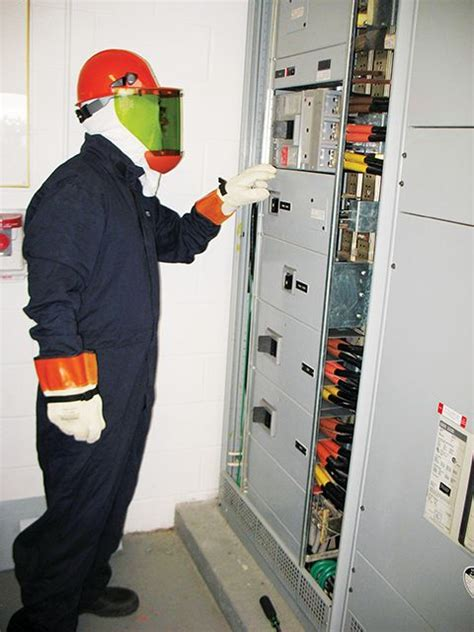 hot  handle   arc flash protection