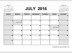 2016 Printable Calendar PDF Free Printable Templates