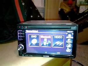 Kenwood Ddx512 Double Din Tv Radio With Navigation   Ipod   Bluetooth   Divx   Etc