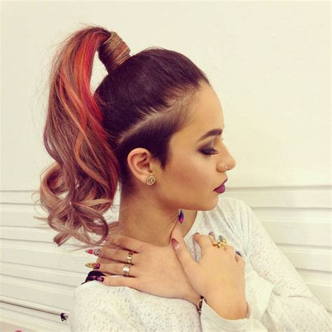 cute ponytail hairstyles     stayglam