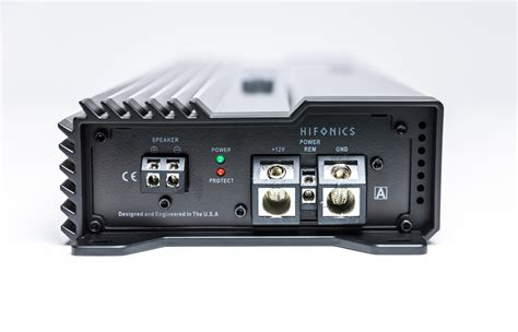 Hifonics Alpha Amplifiers Voted Best Car Audio Amplifier