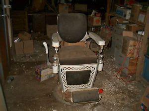 emil j paidar barber chairs ebay antique emil j paidar barber chair reclining mechanism and