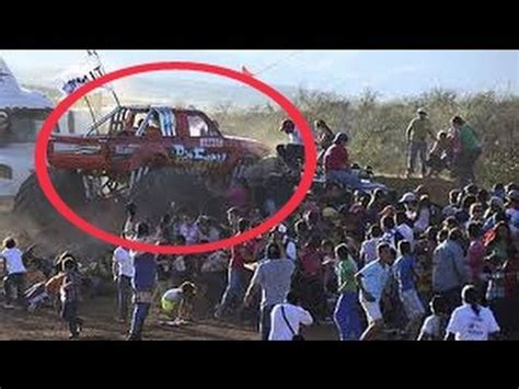 monster truck videos crashes breaking monster truck accident deadly crash in mexico