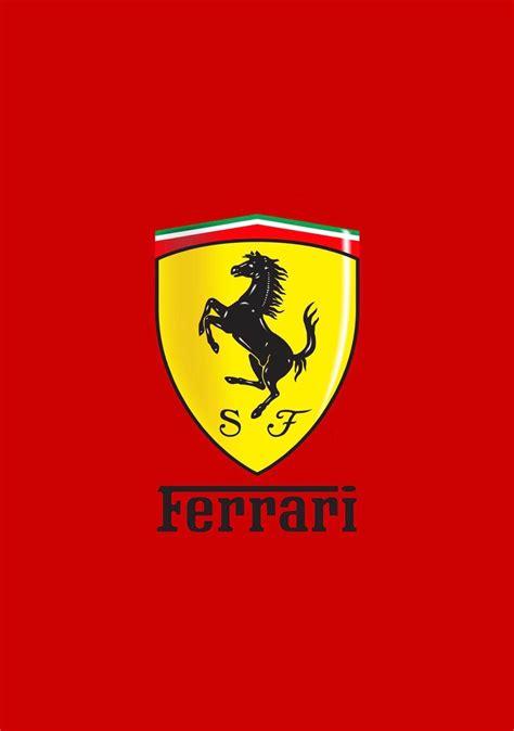 logo ferrari ferrari logo wallpaper wallpaper pinterest ferrari