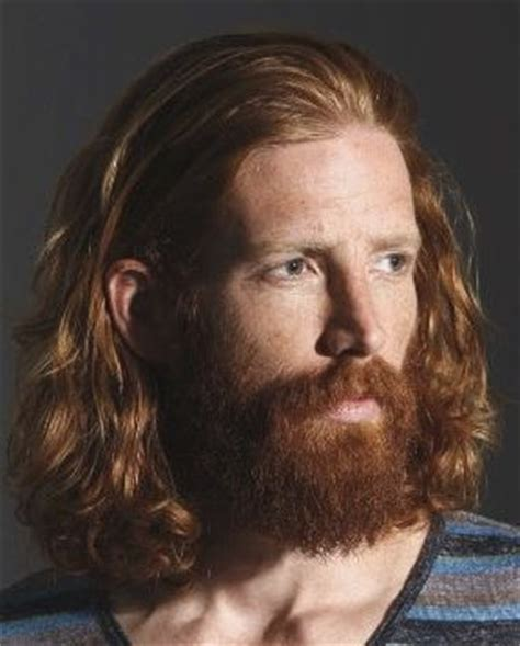 Best Images About Ginger Boys With Long Hair