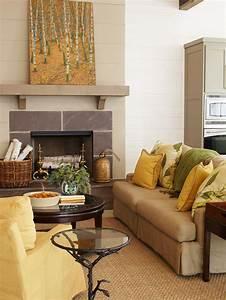 New, Home, Interior, Design, Yellow, Color, Schemes