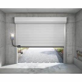 porte de garage sectionnelle battante basculante With porte de garage enroulable et porte intérieure contemporaine prix