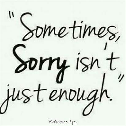 Saying Sorry Quotes Funny Always Quote