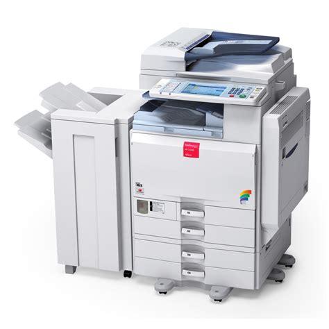 imprimante de bureau ricoh aficio mp c3501 photocopieurs couleur de bureau a4 a3