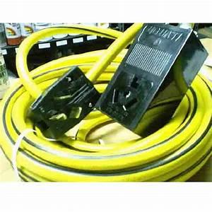 220 Volt 33 Ft 3 Prong Extension Cord - Sbm33