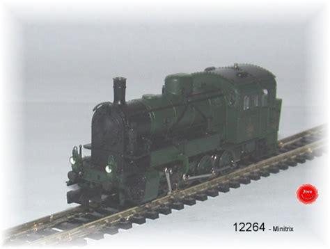 Minitrix 12264 Dampflok