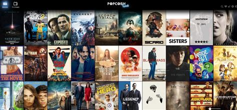 Popcorn Time Online Alternatives