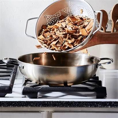 Smoker Stovetop Demeyere Food52 Kitchen Tools Equipment