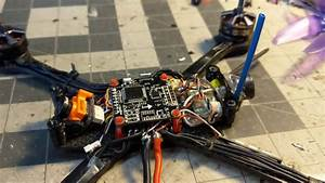 How To Install Hobbywing U0026 39 S Xrotor 4in1 And Flight Controller In A 15mm Stack