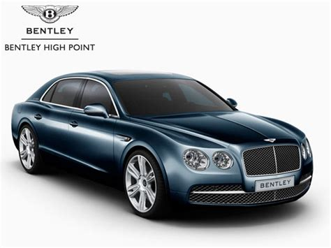 New Bentley Cars For Sale