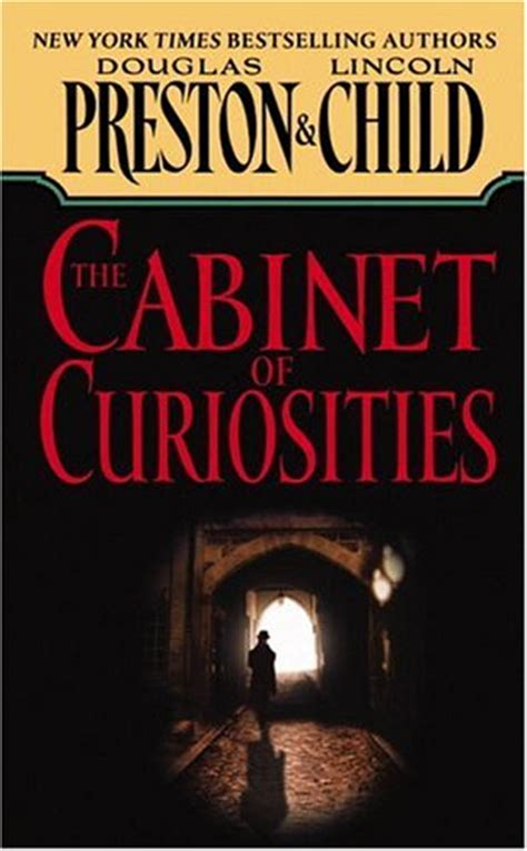 cabinet  curiosities pendergast   douglas