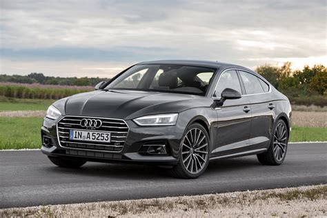 best audi a5 sportback new audi a5 sportback 2016 review pictures auto express