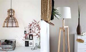 Lampen Aus Holz : nat rlicher charme und individualit t lampen aus holz ~ Markanthonyermac.com Haus und Dekorationen