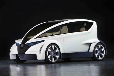 Honda P Nut Concept Outlines The Future Urban Mobility