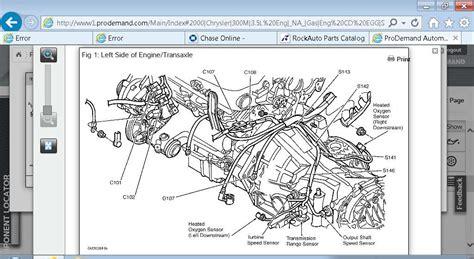 Chrysler Trouble Code Had Got Engine