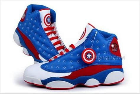 jordan captain america nike jordan  xiii retro mens shoes price   air jordan