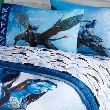 Avatar Classic Bedding Comforter, Sheets, Pillows & More