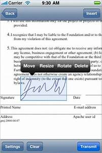 sign your documents using iphone redmond pie With how sign documents on iphone