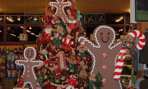 large scale interior christmas decorations large scale decor cg visual creations
