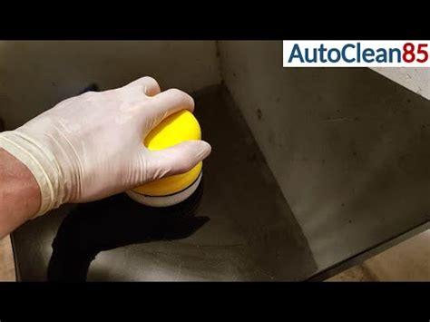 auto polieren mit kratzer entfernen auto polieren mit der handpolitur