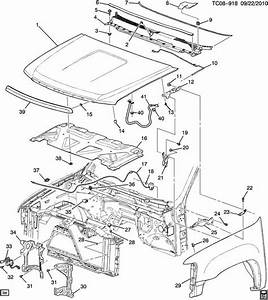 1997 Chevy Silverado Parts Diagram