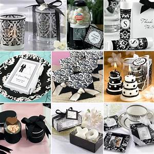 1000 images about damask wedding on pinterest elegant for Black and white wedding favors