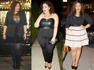 Follow These 12 Plus Size Bloggers Rocking Their Party Outfits (Part 1) | Gorgeautiful.com