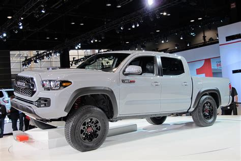 toyota tacoma rumors diesel trd pro redesign