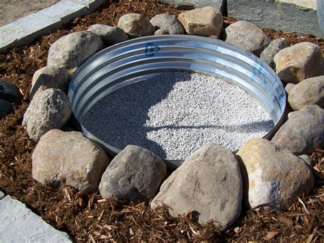 rock pit how to build a fire pit 5 diy fire pit projects hirerush blog